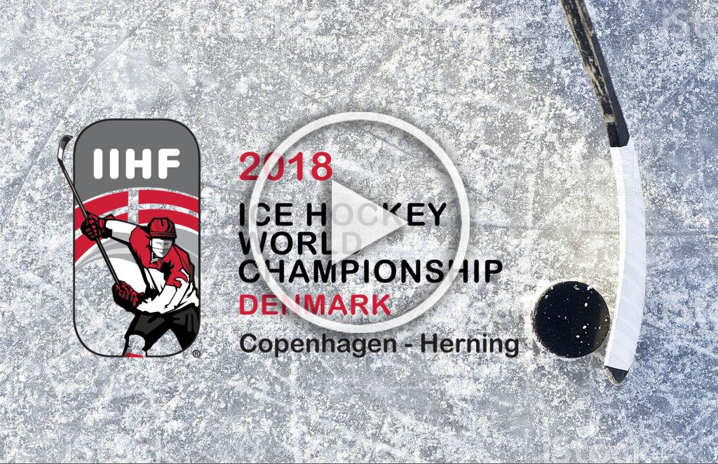 Sledujte MS hokej 2018 online zde >>