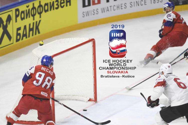 Kompletní info - ms v hokeji 2019 - online